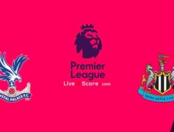 Link Live Streaming Crystal Palace vs Newcastle Jam 21.00 WIB –